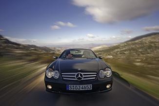 Puissance Fiscale Mercedes R  Sl