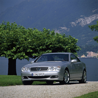 MERCEDES-BENZ Classe S Coupe/CL 65 AMG BA