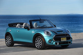 MINI Cabrio Cooper S 192ch Red Hot Chili BVAS