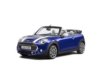 MINI Cabrio Cooper 122ch Red Hot Chili BVA