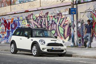 MINI Clubman Cooper S 184ch Pack Red Hot Chili BVA