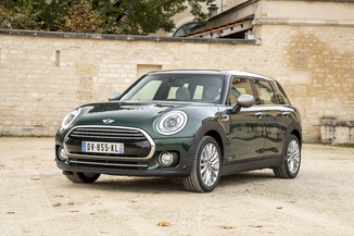 Fiche Technique Mini Clubman Ii F54 Cooper D 150ch Red Hot Chili