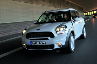 MINI Countryman Cooper S 184ch Pack Red Hot Chili II