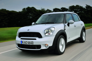 Fiche Technique Mini Countryman I R60 Cooper Sd 143ch