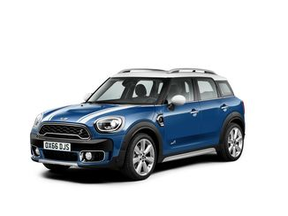 MINI Countryman Cooper SE 136ch + 88ch Red Hot Chili ALL4 BVA