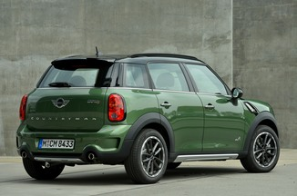 fiche technique mini countryman i r60 cooper s 190ch pack john cooper works int rieur all4 bva. Black Bedroom Furniture Sets. Home Design Ideas