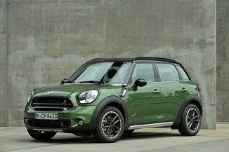 MINI Countryman Cooper D 112ch Red Hot Chili