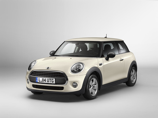 MINI Mini Cooper D 110ch Pack Chili BVA