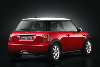 fiche technique mini mini i r56 cooper 122ch 2010. Black Bedroom Furniture Sets. Home Design Ideas