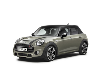 MINI Mini 5 Portes Cooper D 116ch Business BVA7