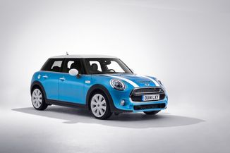 MINI Mini 5 Portes Cooper 136ch Shoreditch BVA