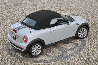 fiche technique mini roadster i r59 cooper 2014. Black Bedroom Furniture Sets. Home Design Ideas