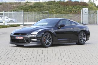 NISSAN GT-R 3.8 530ch Black Edition BVA