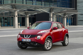 fiche technique nissan juke diesel 1 5 dci 110 connect. Black Bedroom Furniture Sets. Home Design Ideas
