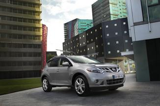 NISSAN Murano 2.5 dCi 198ch All-Mode 4x4 BVA