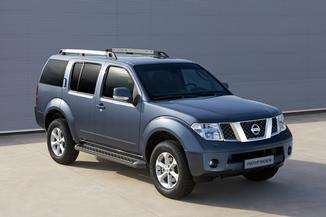 NISSAN Pathfinder 2.5 dCi 171ch Platinum 7 places