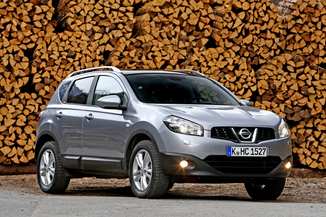 fiche technique nissan qashqai i j10 2 0 140ch connect edition euro5 l 39. Black Bedroom Furniture Sets. Home Design Ideas