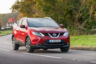 fiche technique nissan qashqai ii 1 6 dci 130ch business edition l 39. Black Bedroom Furniture Sets. Home Design Ideas
