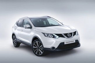Nissan Qashqai II (J11) 1.2L DIG-T 115ch Connect Edition (12/2013)