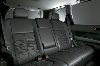fiche technique nissan x trail ii t31 2 0 dci 173ch se l 39. Black Bedroom Furniture Sets. Home Design Ideas