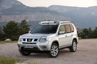 NISSAN X-Trail 2.0 dCi 150ch Connect Edition