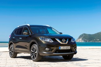 NISSAN X-Trail 1.6 dCi 130ch Connect Edition All-Mode 4x4-i 7 places