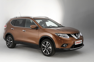 nissan x trail actualit essais cote argus neuve et occasion l argus. Black Bedroom Furniture Sets. Home Design Ideas