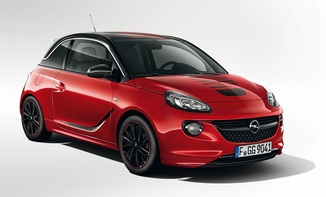 fiche technique opel adam 1 4 twinport 100ch slam l 39. Black Bedroom Furniture Sets. Home Design Ideas