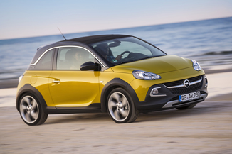 OPEL Adam Rocks 1.4 Twinport 87ch Start/Stop