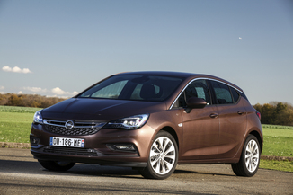 OPEL Astra 1.4 Turbo 150ch Innovation Automatique Euro6d-T