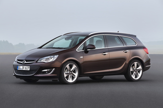 OPEL Astra Sports Tourer 1.4 Turbo 140ch Cosmo Start&Stop