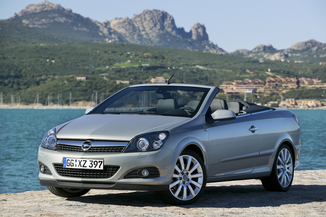 OPEL Astra Twintop 1.9 CDTI150 Cosmo