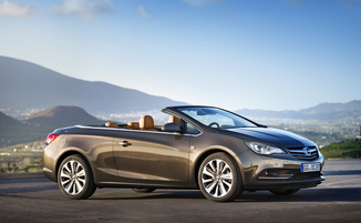 OPEL Cascada 1.6 Turbo 170ch Cosmo Pack Start&Stop
