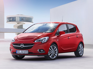 Opel Corsa V 1.4 Turbo 100ch Edition Start/Stop 5p (08/2014)