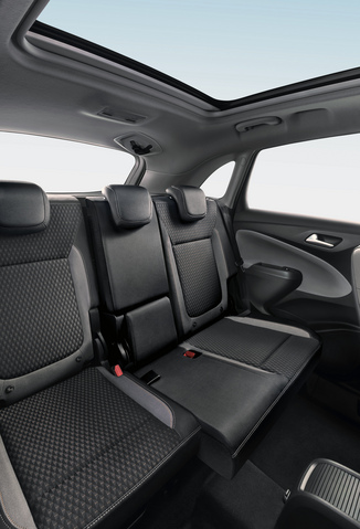 fiche technique opel crossland x 1 2 turbo 130ch ultimate. Black Bedroom Furniture Sets. Home Design Ideas