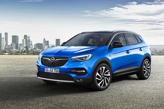 OPEL Grandland X 1.2 Turbo 130ch Edition Business BVA8 109g