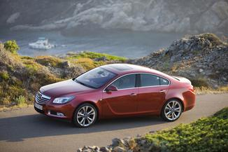 Opel Insignia2.0 Turbo Cosmo Pack 4p (12-2008)