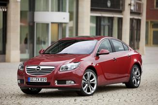 OPEL Insignia 2.0 Turbo 250 Cosmo Pack 4x4 Start&Stop 5p