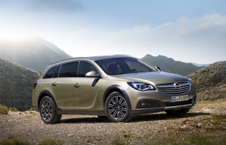 OPEL Insignia Ctry Tourer
