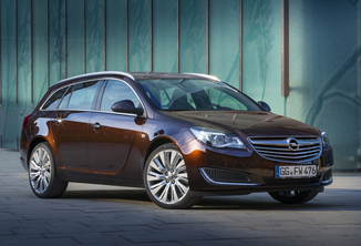 OPEL Insignia Sp Tourer 1.4 Turbo 140ch Edition Start&Stop