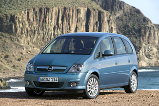 fiche technique opel meriva 1 4 twinport enjoy l 39. Black Bedroom Furniture Sets. Home Design Ideas