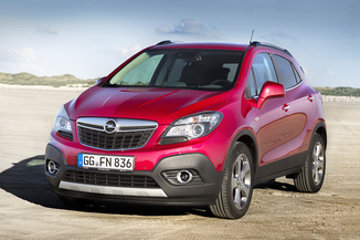 OPEL Mokka 1.6 CDTI 110ch Business Connect ecoFLEX Start&Stop 4x2