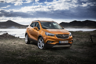 OPEL Mokka X 1.4 Turbo 140 Bicarburation Elite 4x2 Euro6d-T
