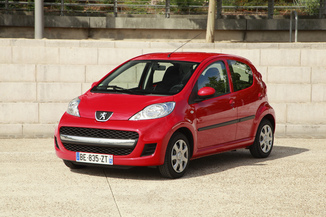 Fiche Technique Peugeot 107 1 0 12v Urban Move 5p L Argus Fr
