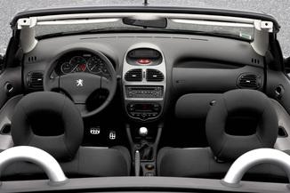 Fiche technique Peugeot 206 CC 1.6 HDi110 Sport Pack - L\'argus.fr
