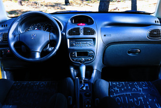 fiche technique peugeot 206 sw i 2 0 hdi xs 2003. Black Bedroom Furniture Sets. Home Design Ideas