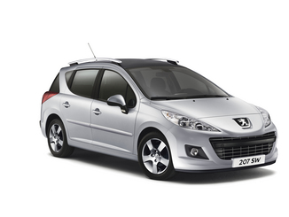 PEUGEOT 207 SW 1.6 HDi FAP Business