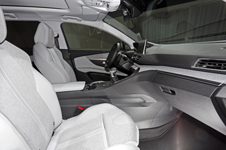 Fiche technique peugeot 3008 ii 1 2 puretech 130ch gt line for Interieur 3008 allure