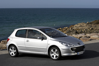 fiche technique peugeot 307 i 1 6 hdi110 executive pack 5p 2007. Black Bedroom Furniture Sets. Home Design Ideas