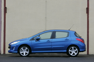 Photos PEUGEOT 308 1.6 VTi  16v Premium Pack 5p